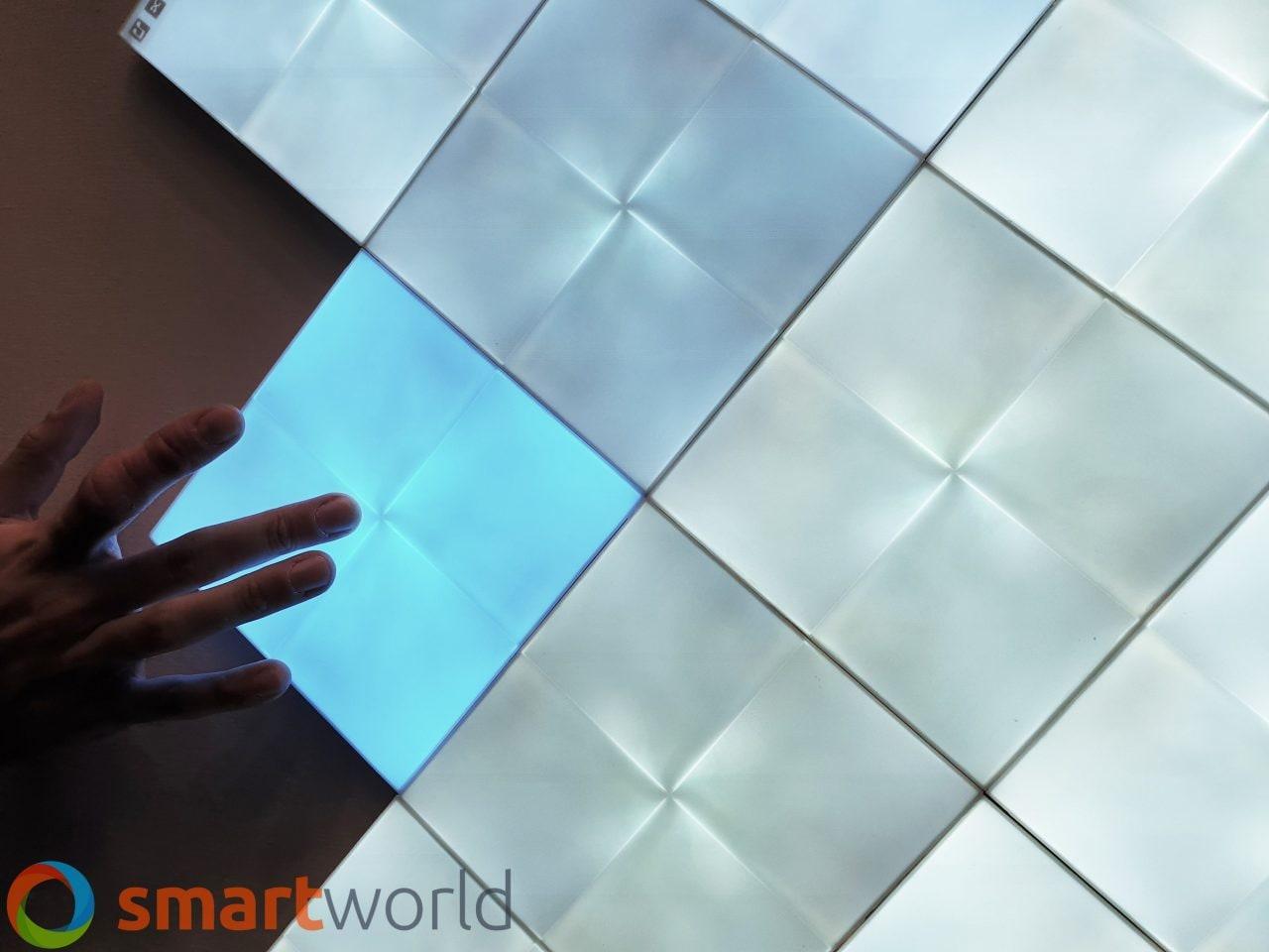 Non solo belli, ma ora anche molto utili: Nanoleaf Canvas diventano dei pulsanti per HomeKit