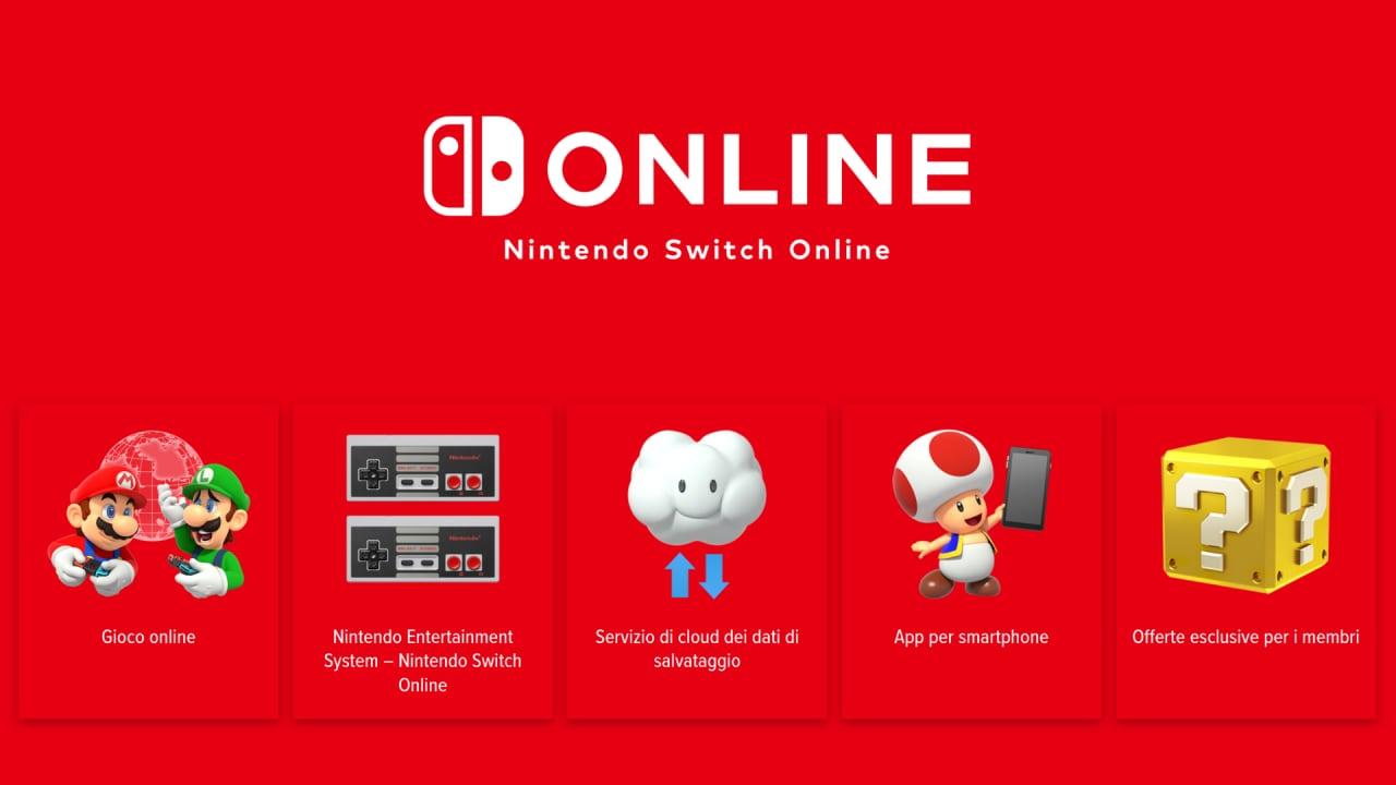 7a338aa4826e 7 cose da sapere su Nintendo Switch Online