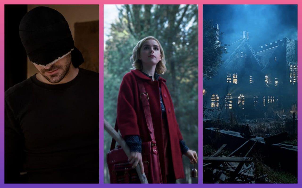 Le migliori novità Netflix in arrivo ad ottobre: Daredevil, un bel po' di film Marvel, Hill House, Sabrina