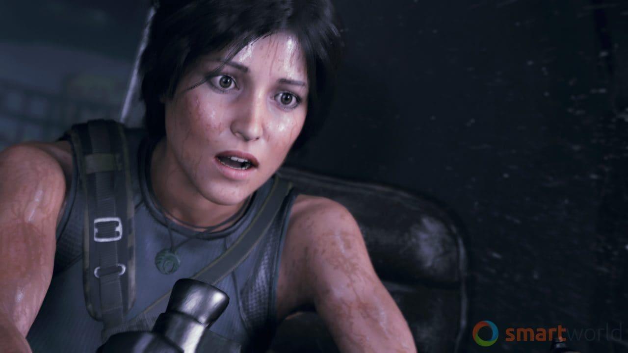 Square Enix vi invita a stare a casa regalando due Tomb Raider