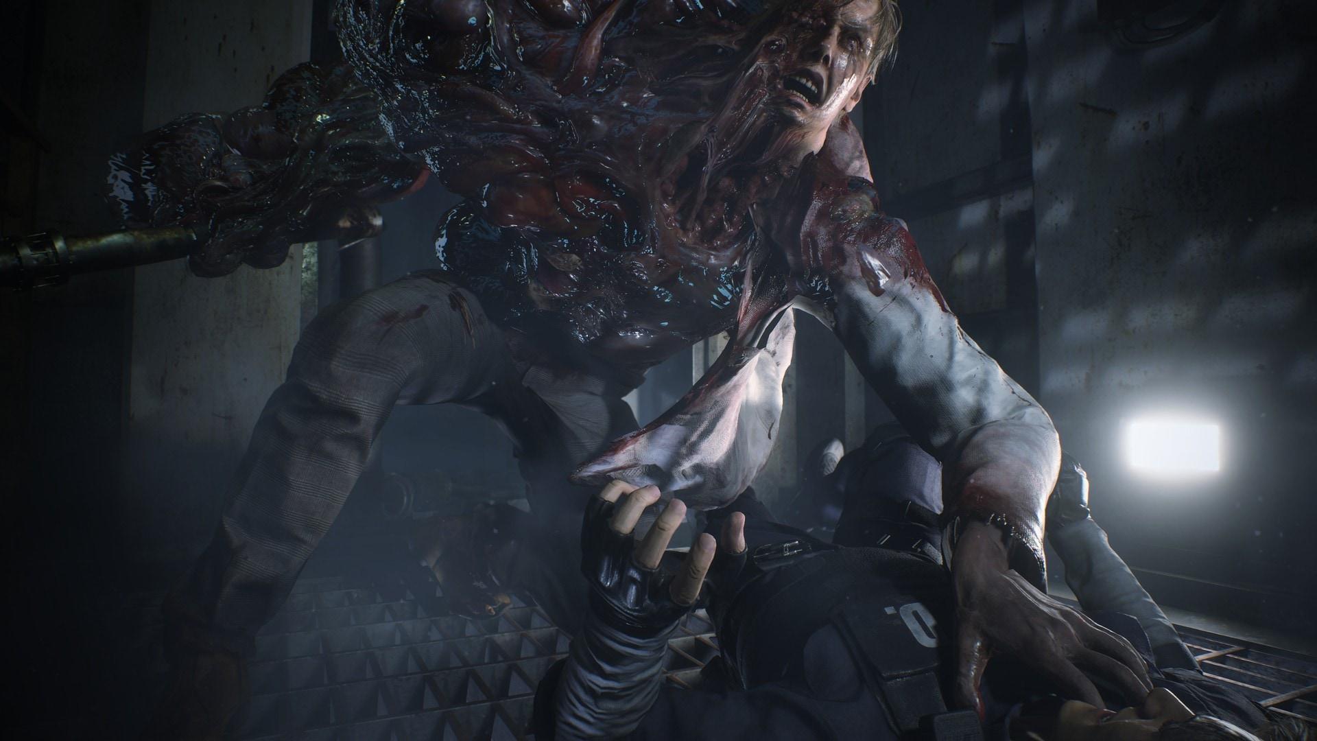 Resident Evil 2 TGS 2018 (10)