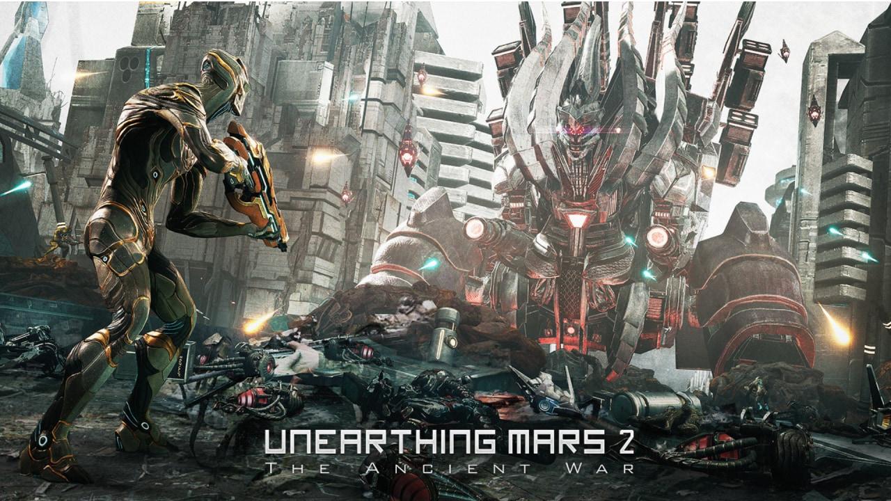 Unearthing Mars 2: The Ancient War – Mamma, torno su Marte (recensione VR)