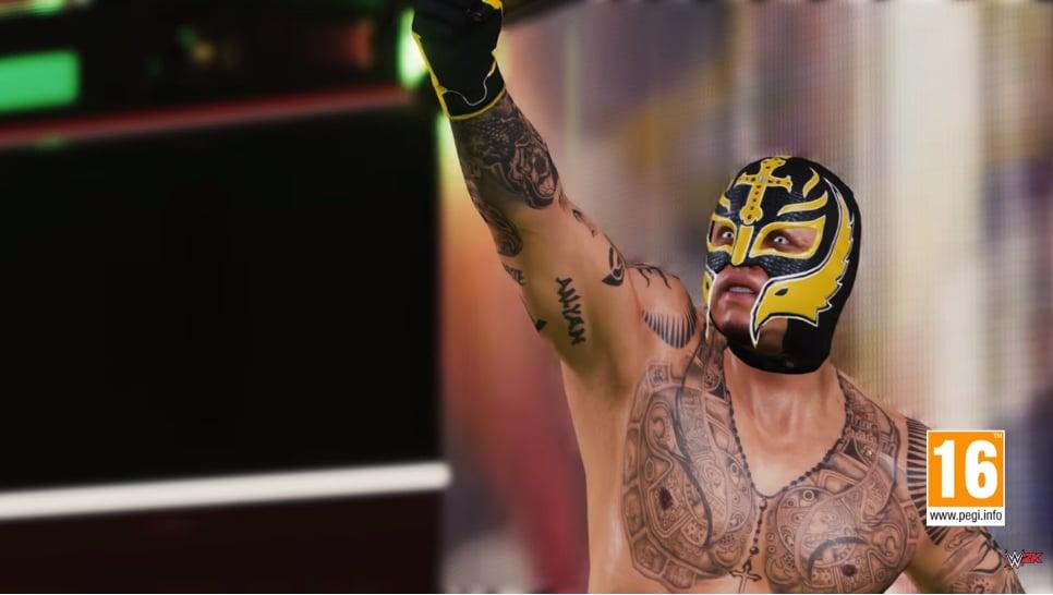 "WWE 2K19: ecco il gameplay trailer ""The Phenomenal One"""