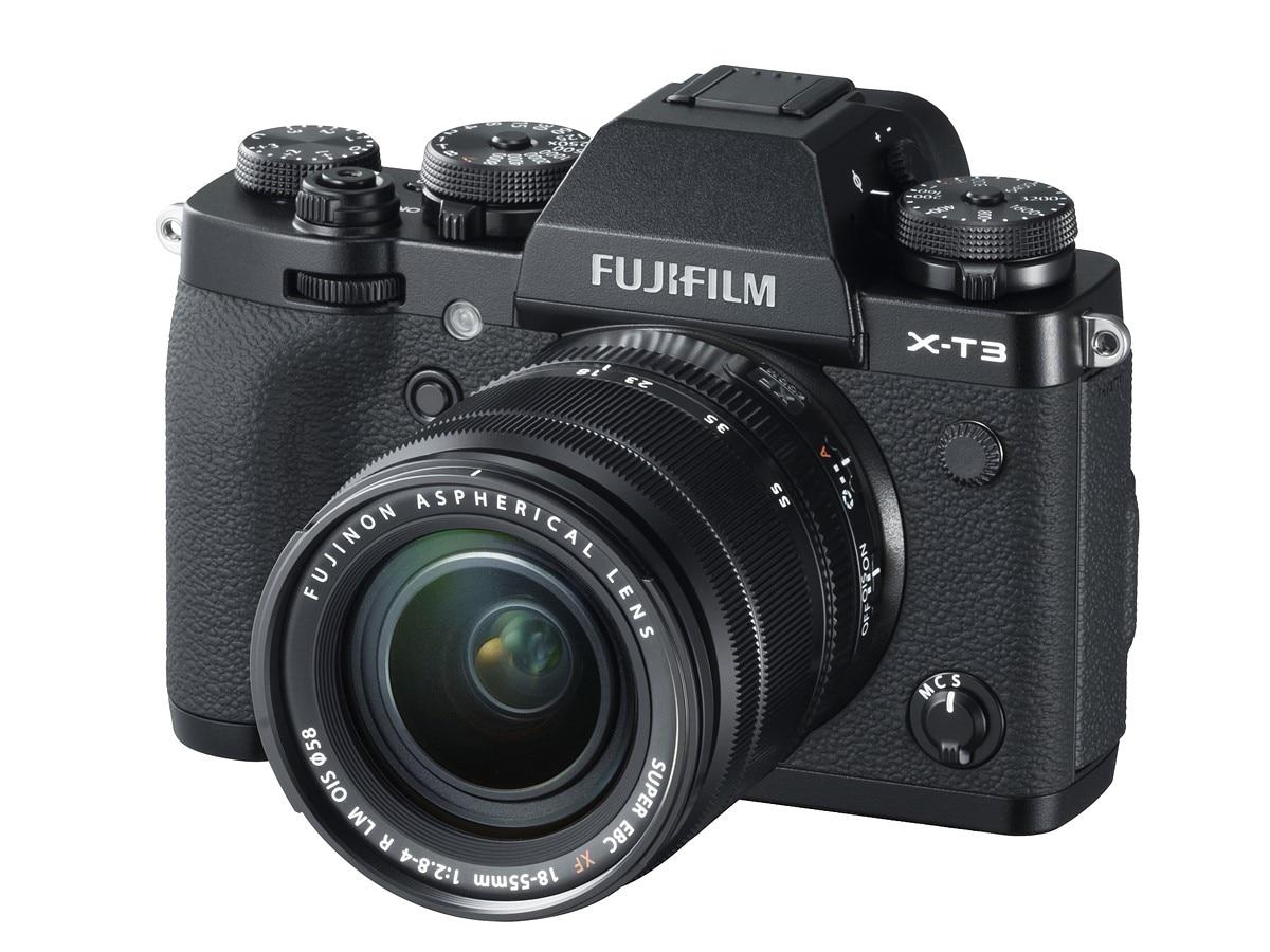 Fujifilm X-T3 è una fotocamera coraggiosa: 4K 60 fps, USB-C, nuovo sensore e processore d'immagine (foto e video)