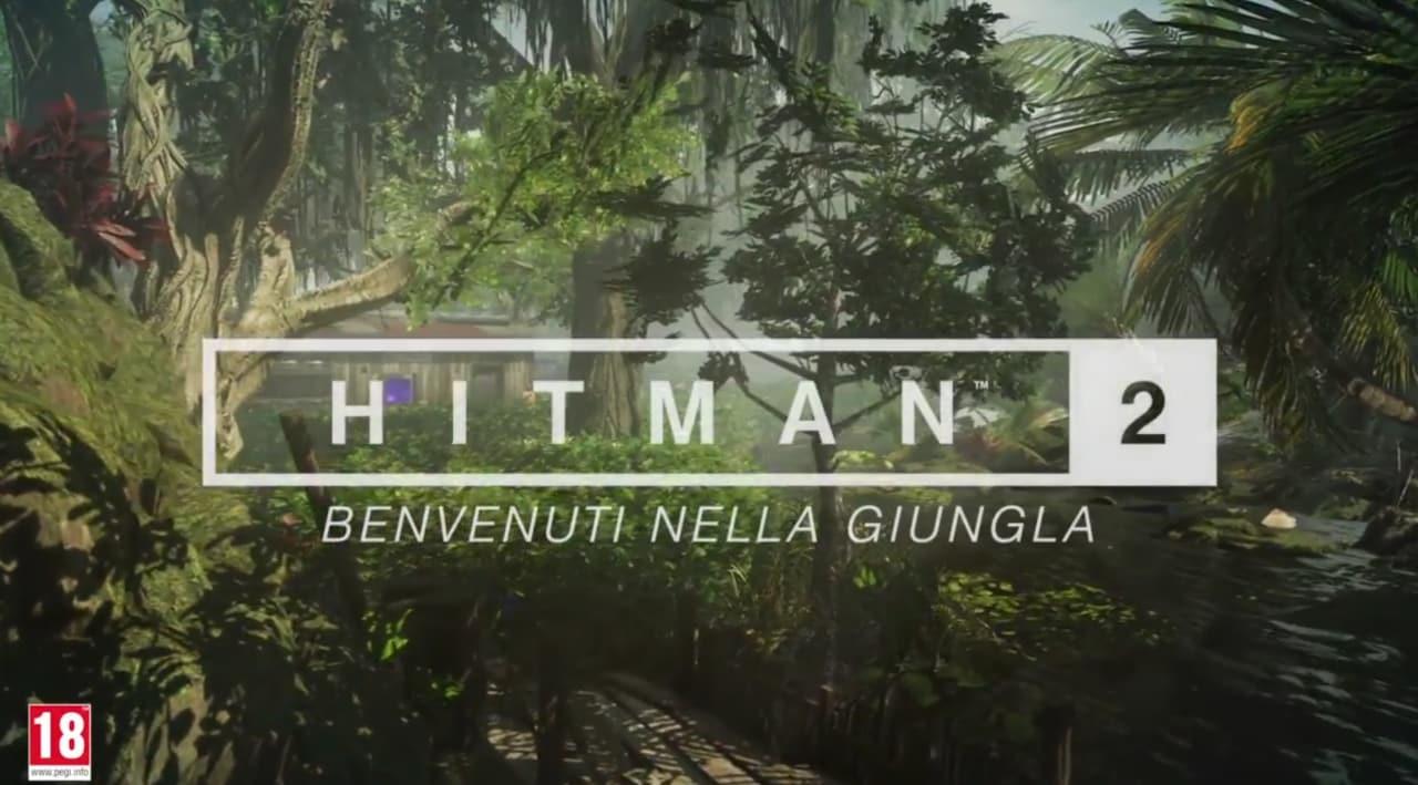 Hitman 2 vi porta nella giungla colombiana: ecco il nuovo inquietante trailer (video)