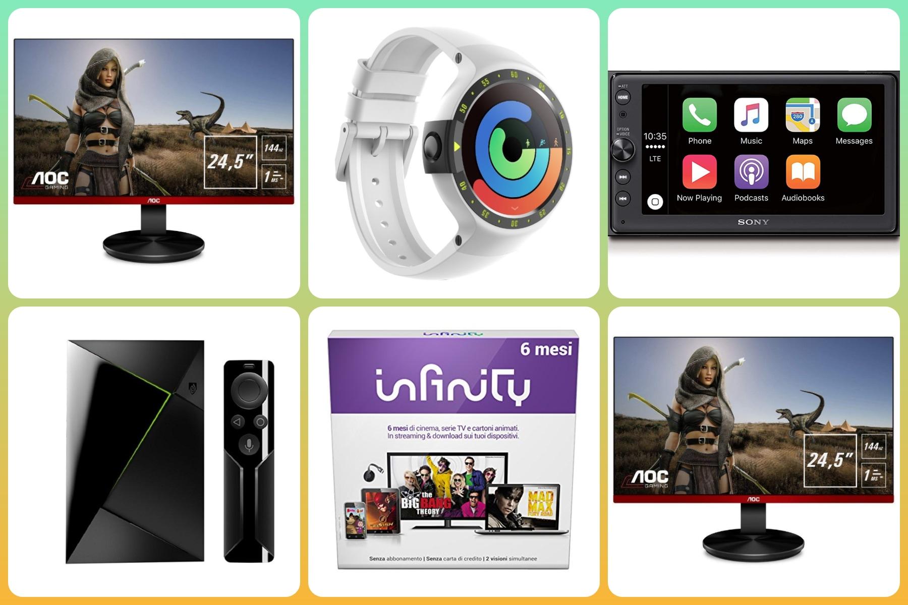 Offerte Amazon: Xiaomi Mi MIX 2S, notebook, cuffie USB-C, UE ROLL 2 e tanto altro - image migliori-offerte-amazon-11-settembre-2018 on http://www.zxbyte.com