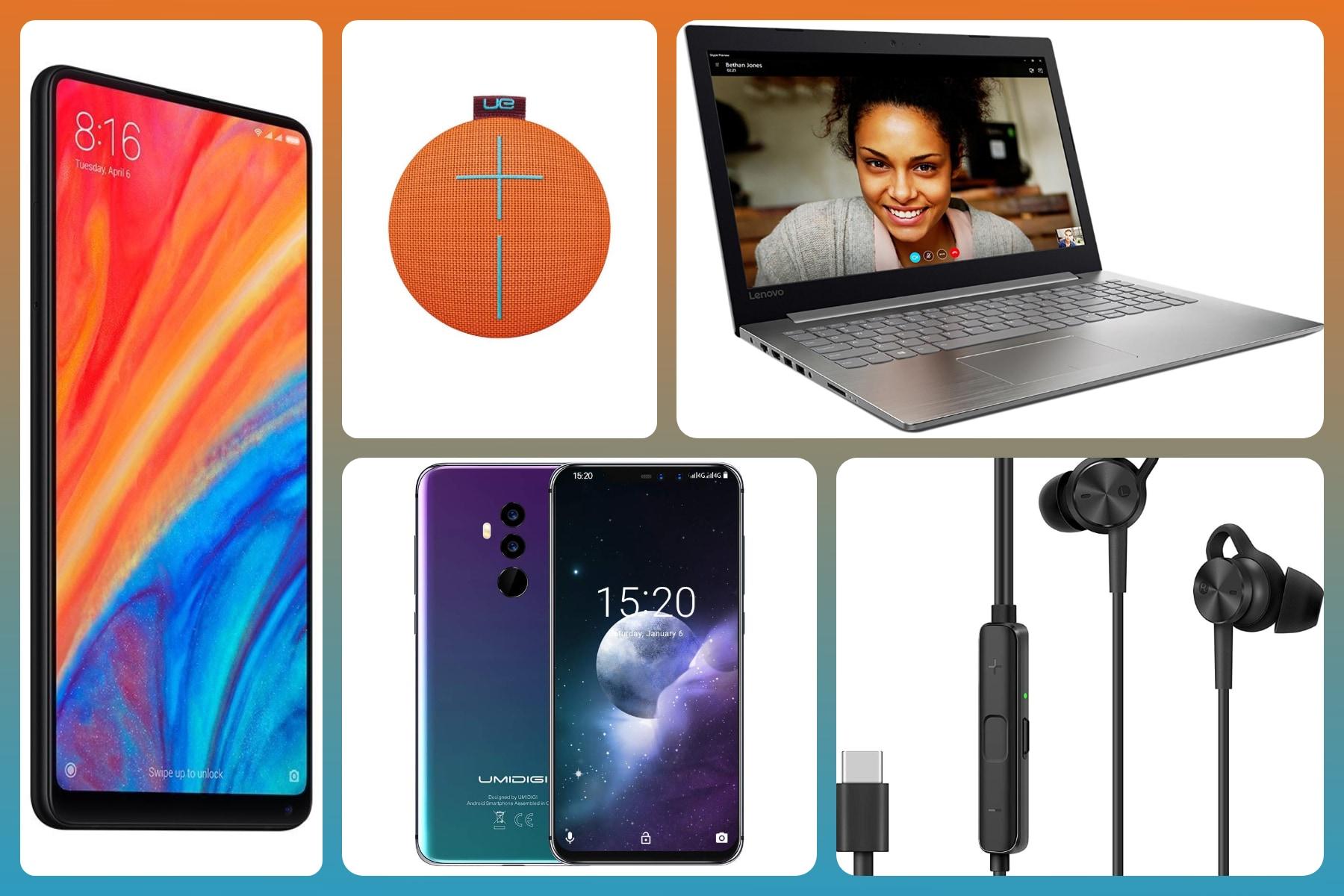 Offerte Amazon: Xiaomi Mi MIX 2S, notebook, cuffie USB-C, UE ROLL 2 e tanto altro - image migliori-offerte-amazon-19-settembre-2018 on http://www.zxbyte.com