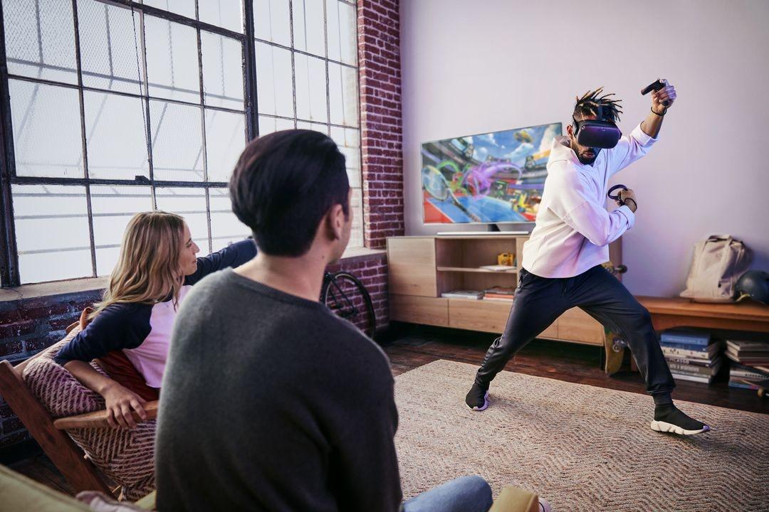 Oculus Quest è potente al punto da essere paragonabile con PlayStation 3 e Xbox 360, parola di John Carmack