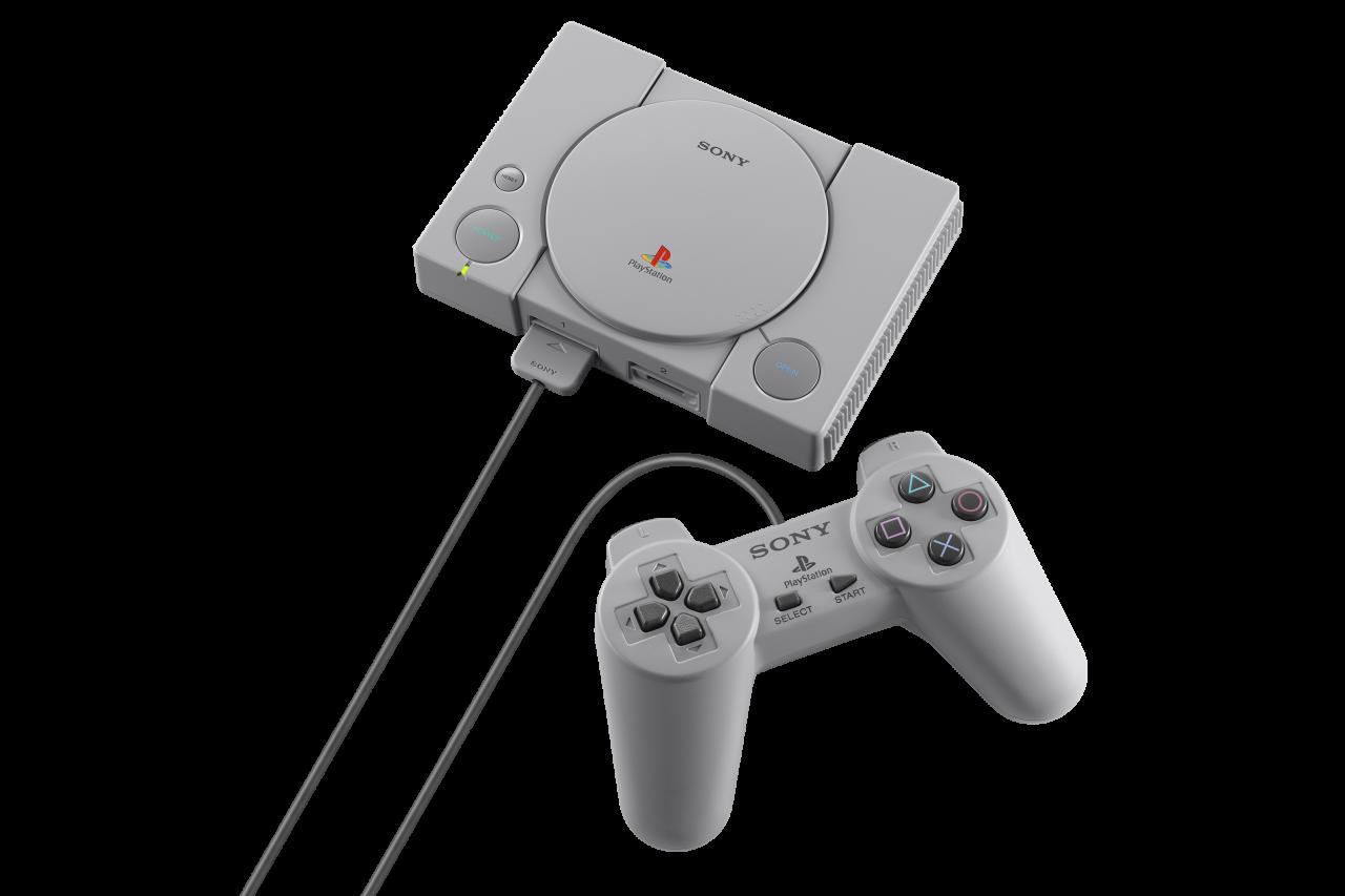 Afbeeldingsresultaat voor playstation classic controller