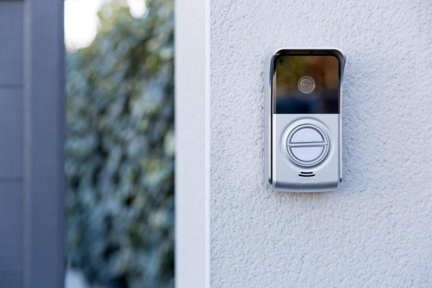 somfy V300 door phone