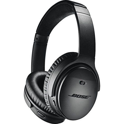 0bfc3d09e64ac1 Probabilmente le migliori cuffie Bluetooth over-ear sulla piazza insieme  alle ammiraglie di Sony. Le QuietComfort 35 II hanno padiglioni over-ear,  ...