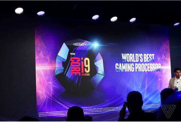 """Ecco gli Intel Core di 9a generazione: l'i9 è """"il miglior processore al mondo per il gaming"""""""