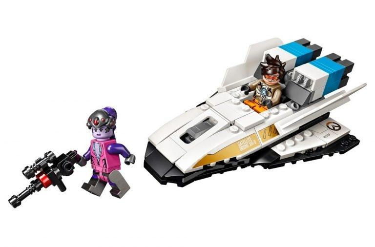LEGO 75970 Tracer vs. Widowmaker (1)