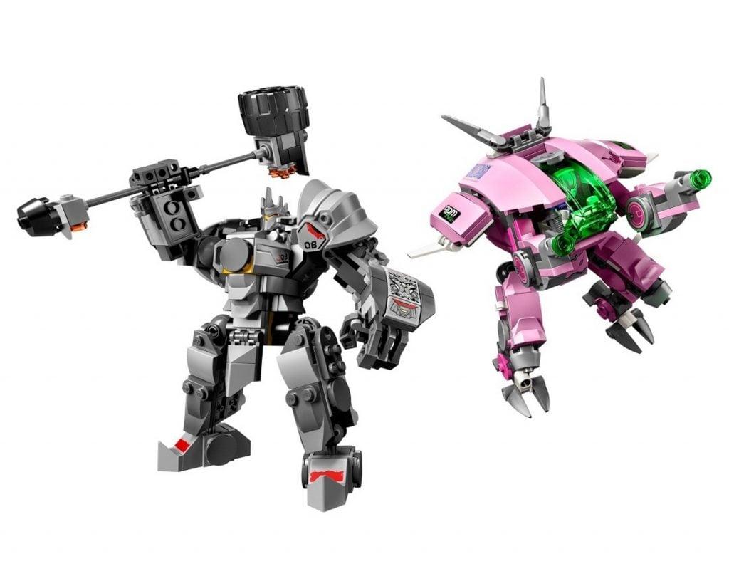 LEGO 75973 D.Va & Reinhardt (3)