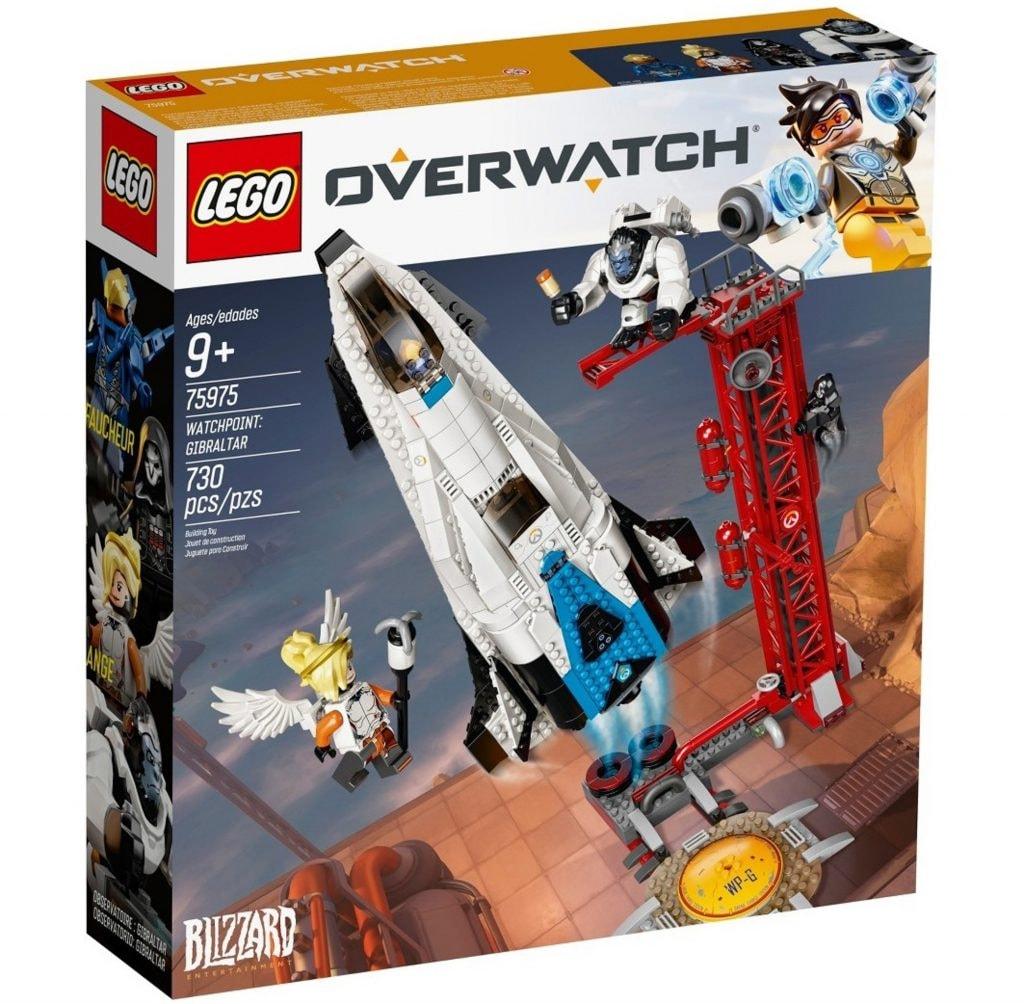 LEGO Overwatch 75975 Watchpoint Gibraltar (1)