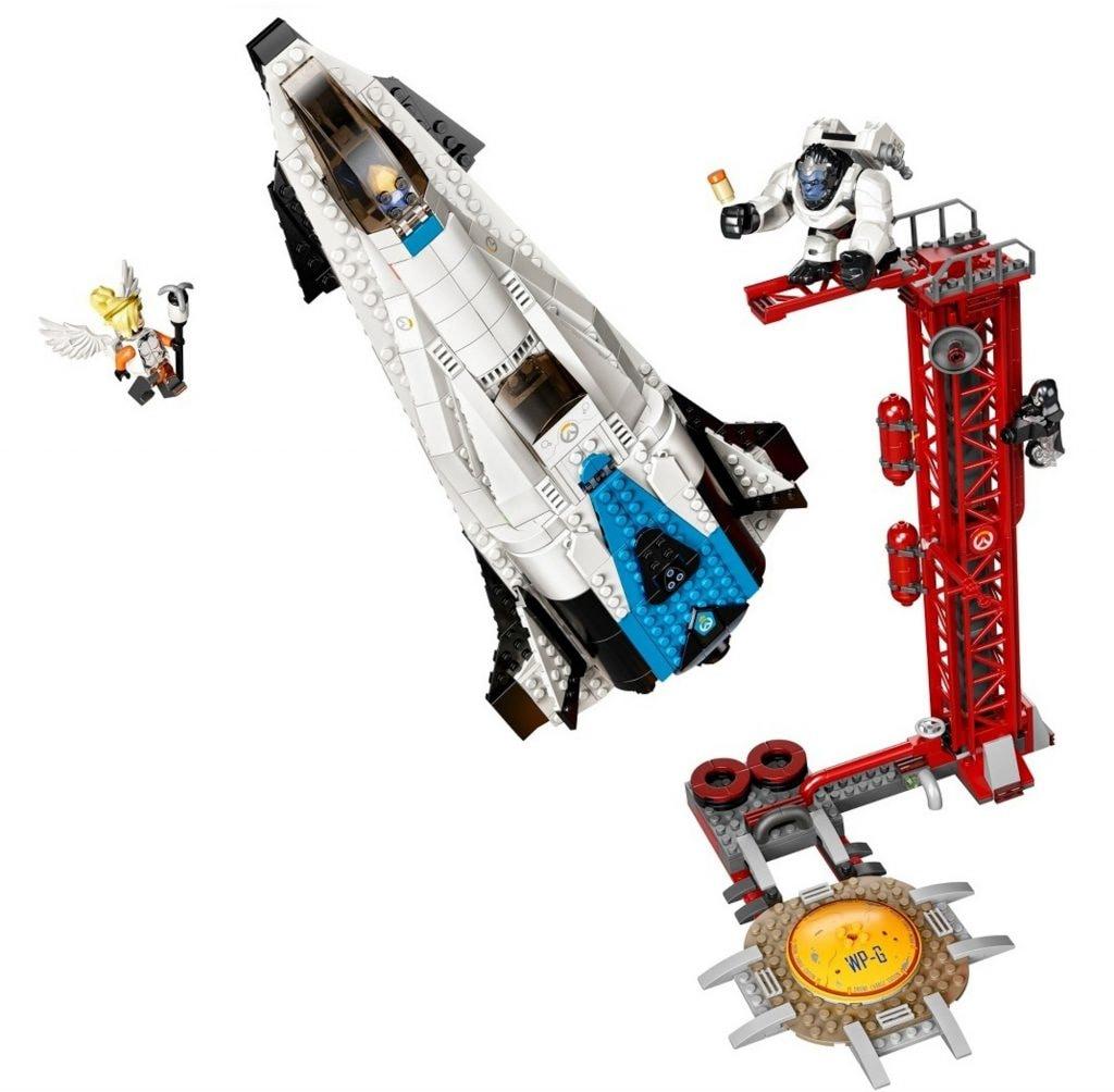 LEGO Overwatch 75975 Watchpoint Gibraltar (3)
