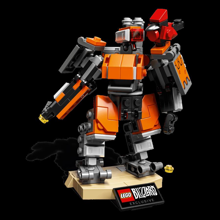 LEGO Overwatch Bastion 75987 (2)