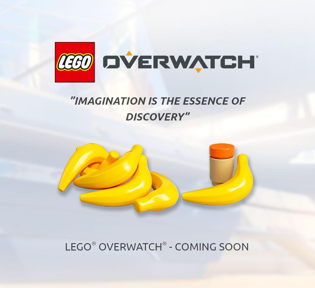 LEGO Overwatch si avvicina: compare la sezione sullo shop ufficiale (video)