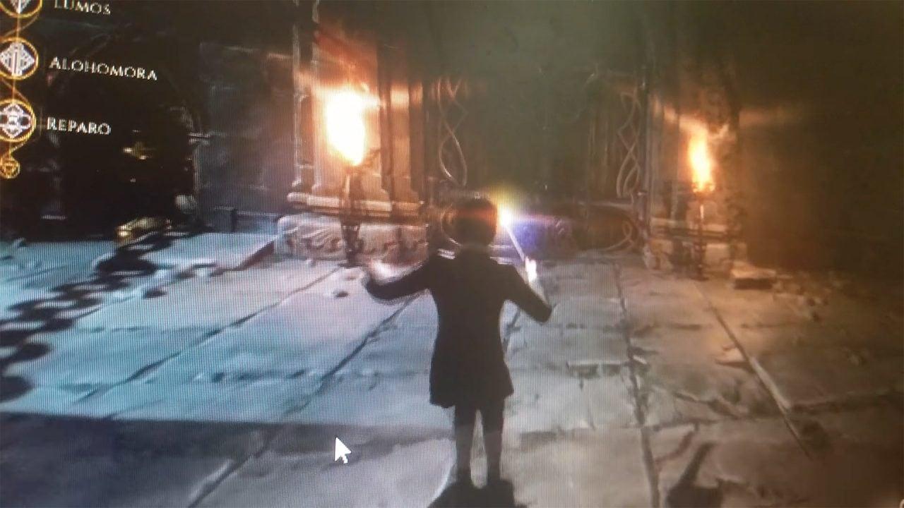 Trapela il video di un nuovo Action RPG legato ad Harry Potter (aggiornato: video rimosso)