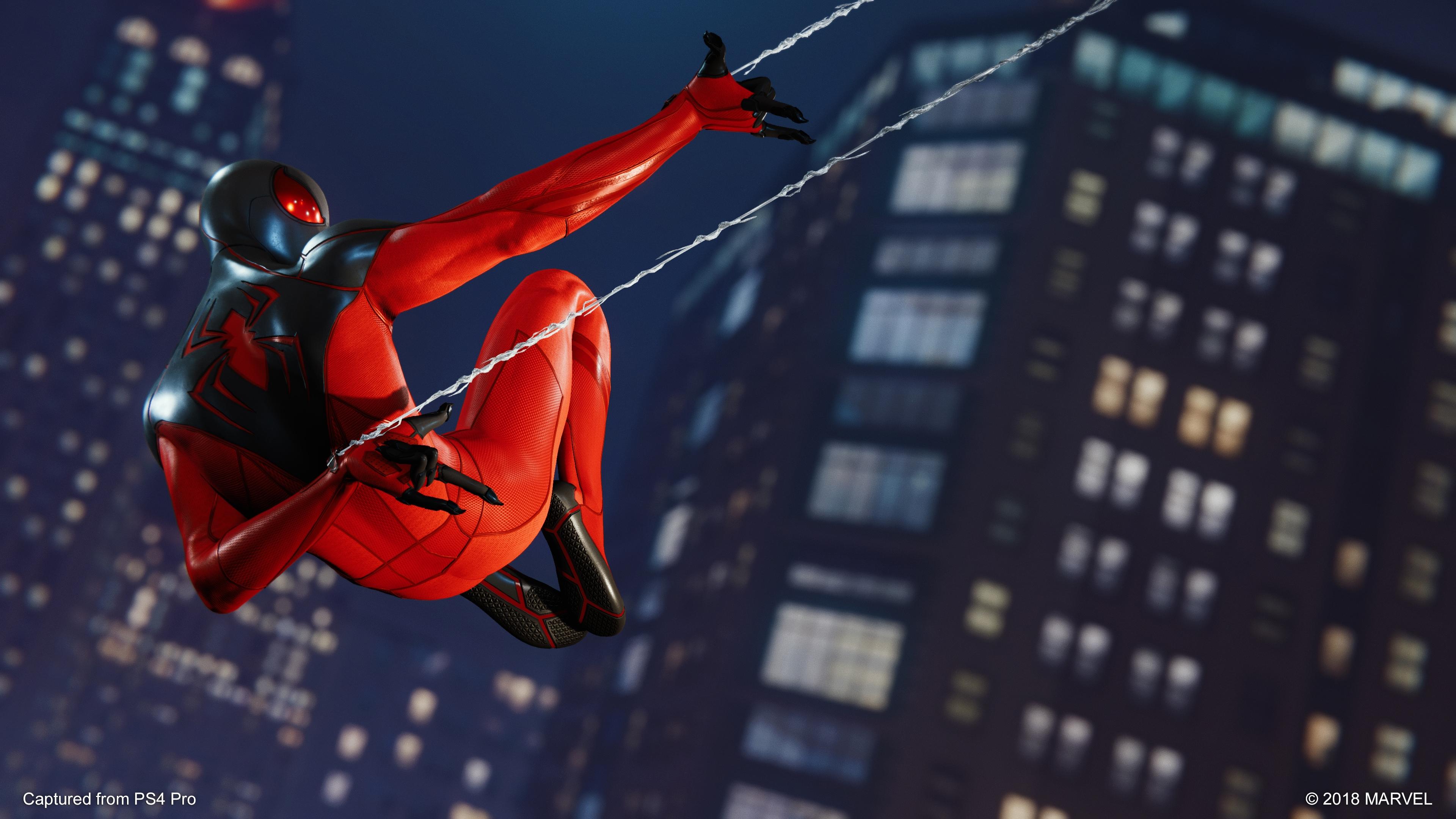 Marvel's Spider-Man La rapina (3)