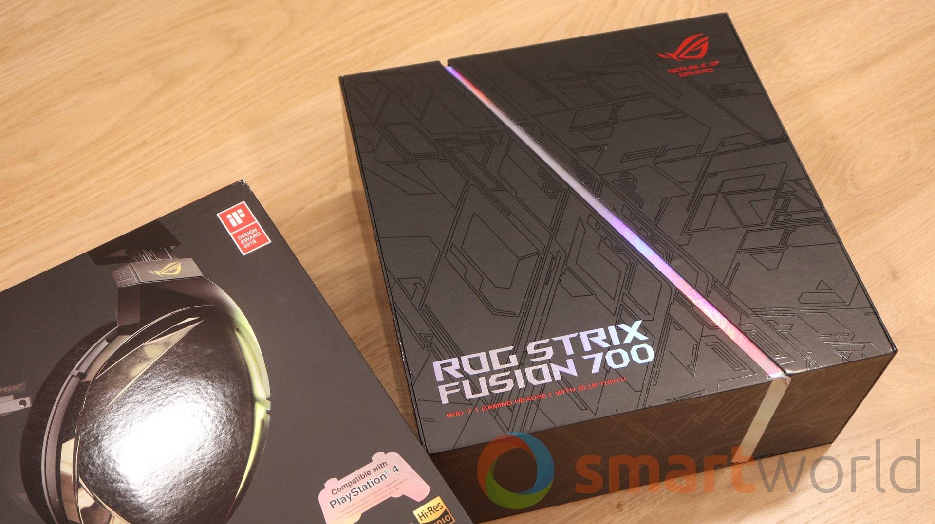Recensione ASUS ROG Strix Fusion 700 (3)