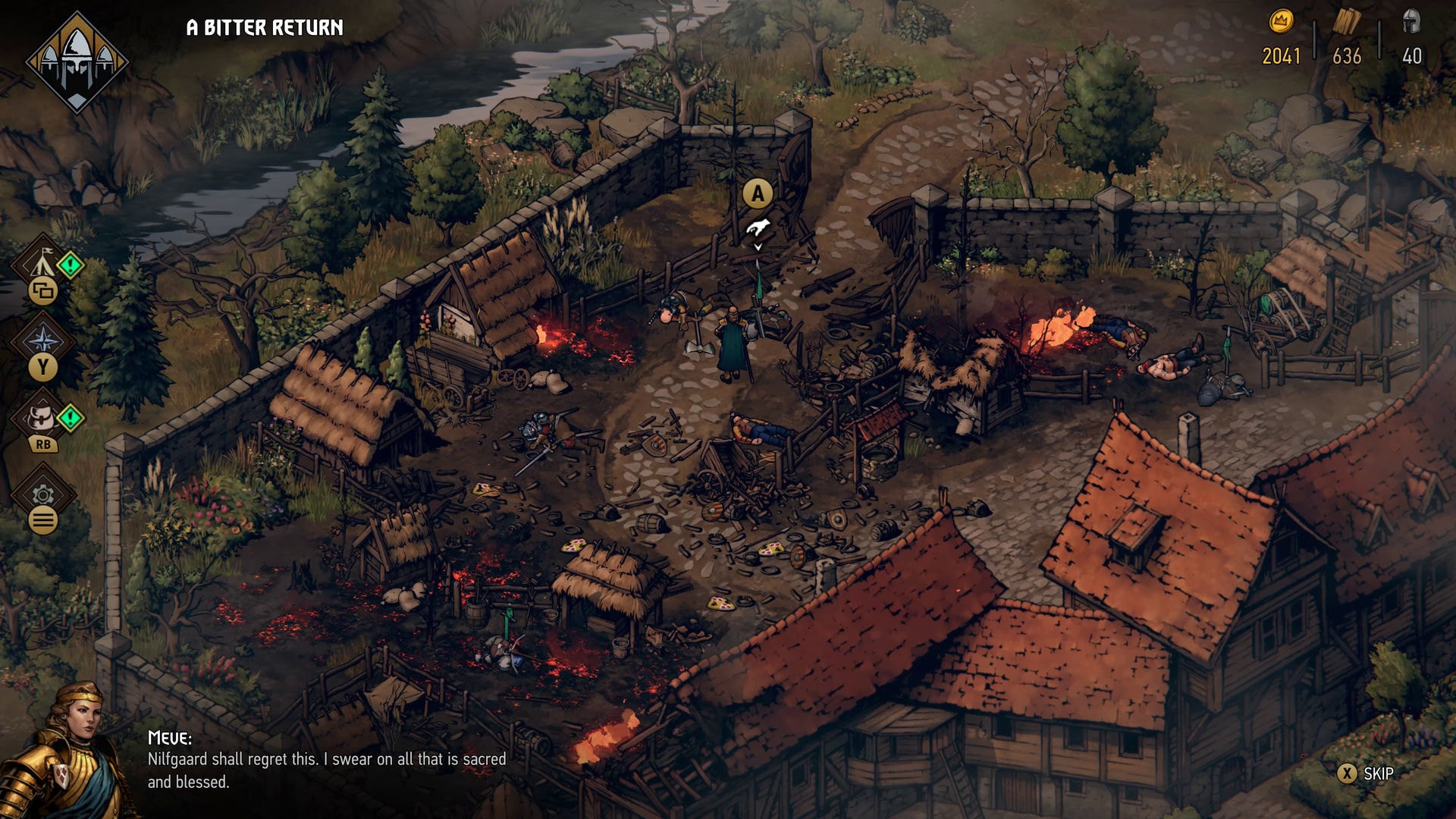 Recensione Thronebreaker The Witcher Tales (7)