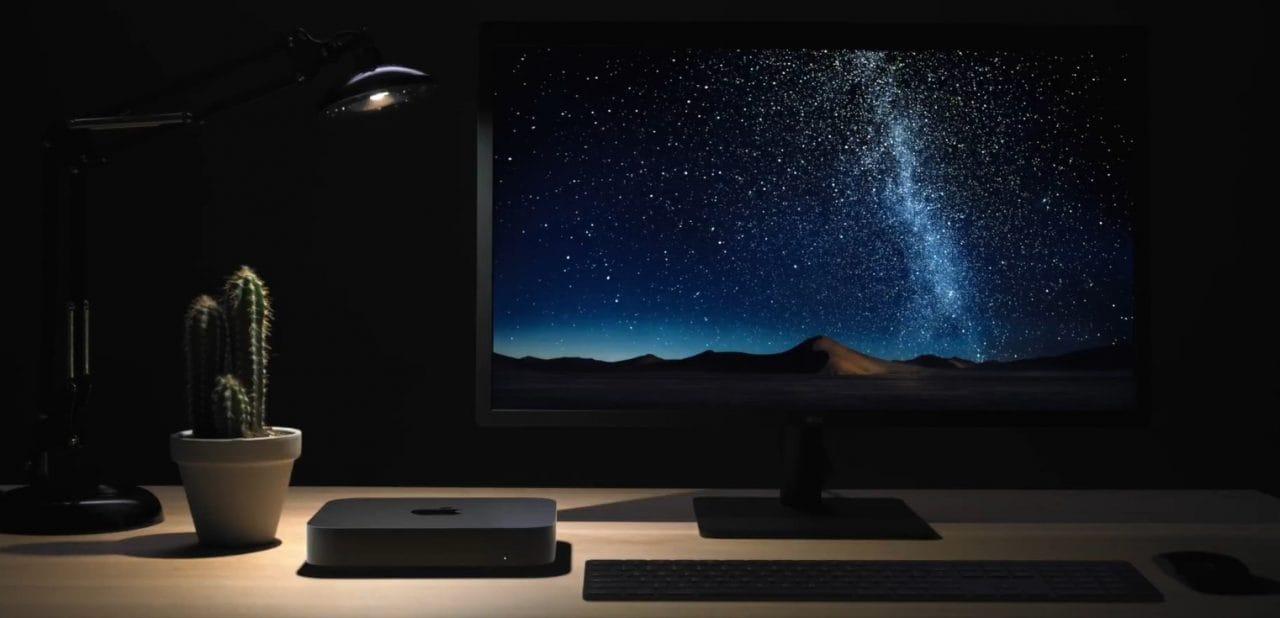 """Nuovo Mac Mini ufficiale: Coffee Lake H, 64 GB di RAM e 2 TB di SSD, per renderlo """"mini"""" solo nel nome (foto e video)"""