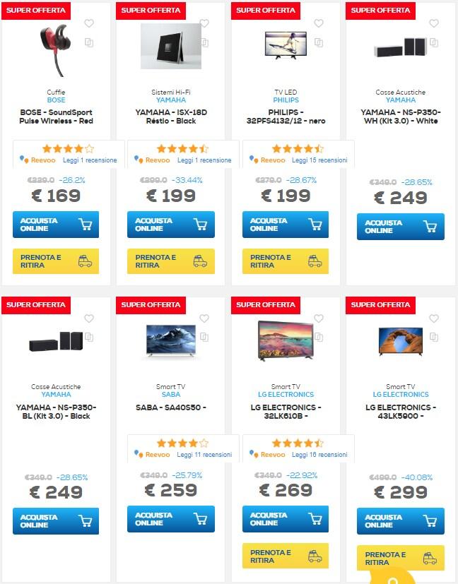 offerte euronics online 9 ottobre 2018 smartphone (6)