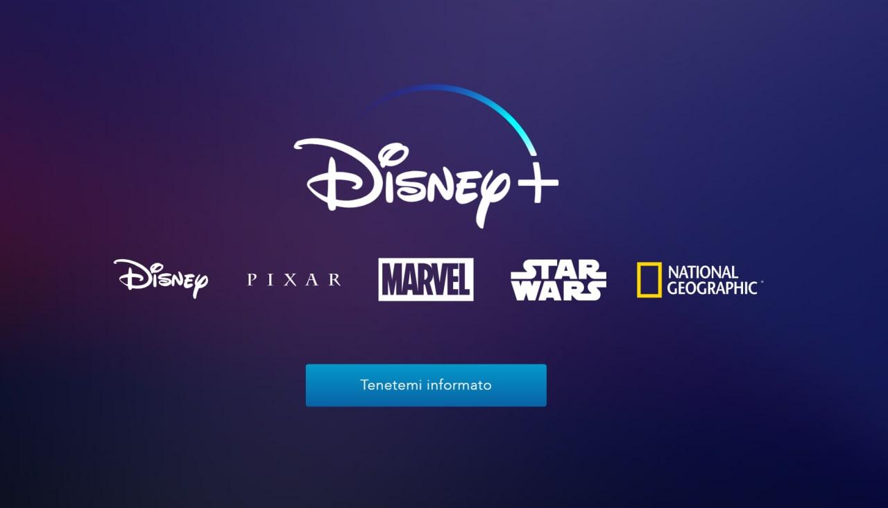 Disney+ sarà disponibile anche su Chromecast ed Android TV