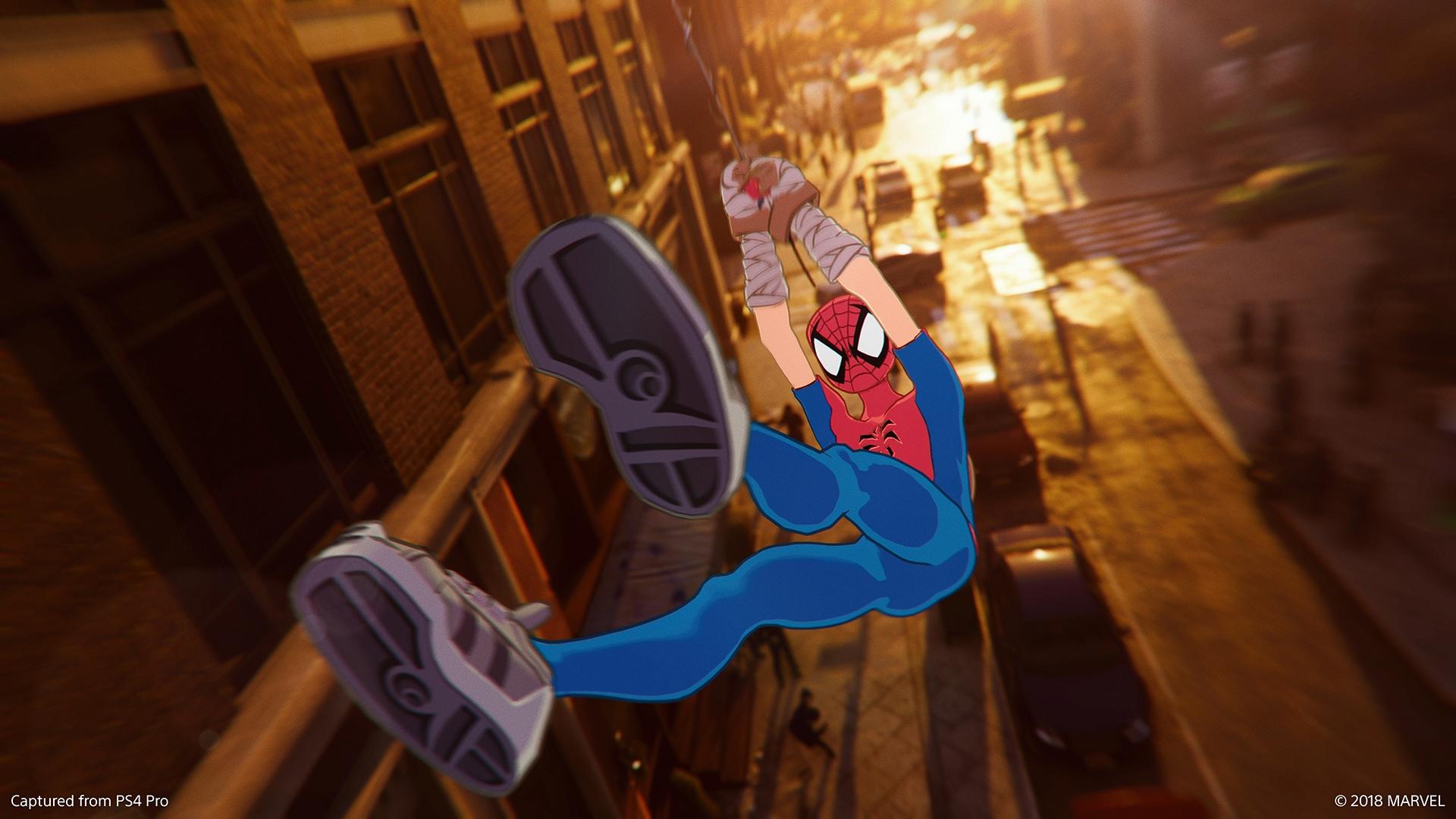 Marvel's Spider-Man Territori Contesi (2)