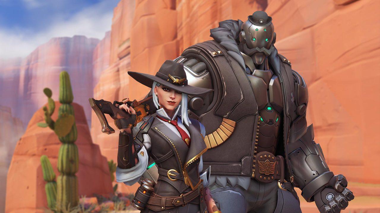 Overwatch: c'è un nuovo corto animato in città e anche un nuovo eroe: Ashe, una fuorilegge armata di fucile!