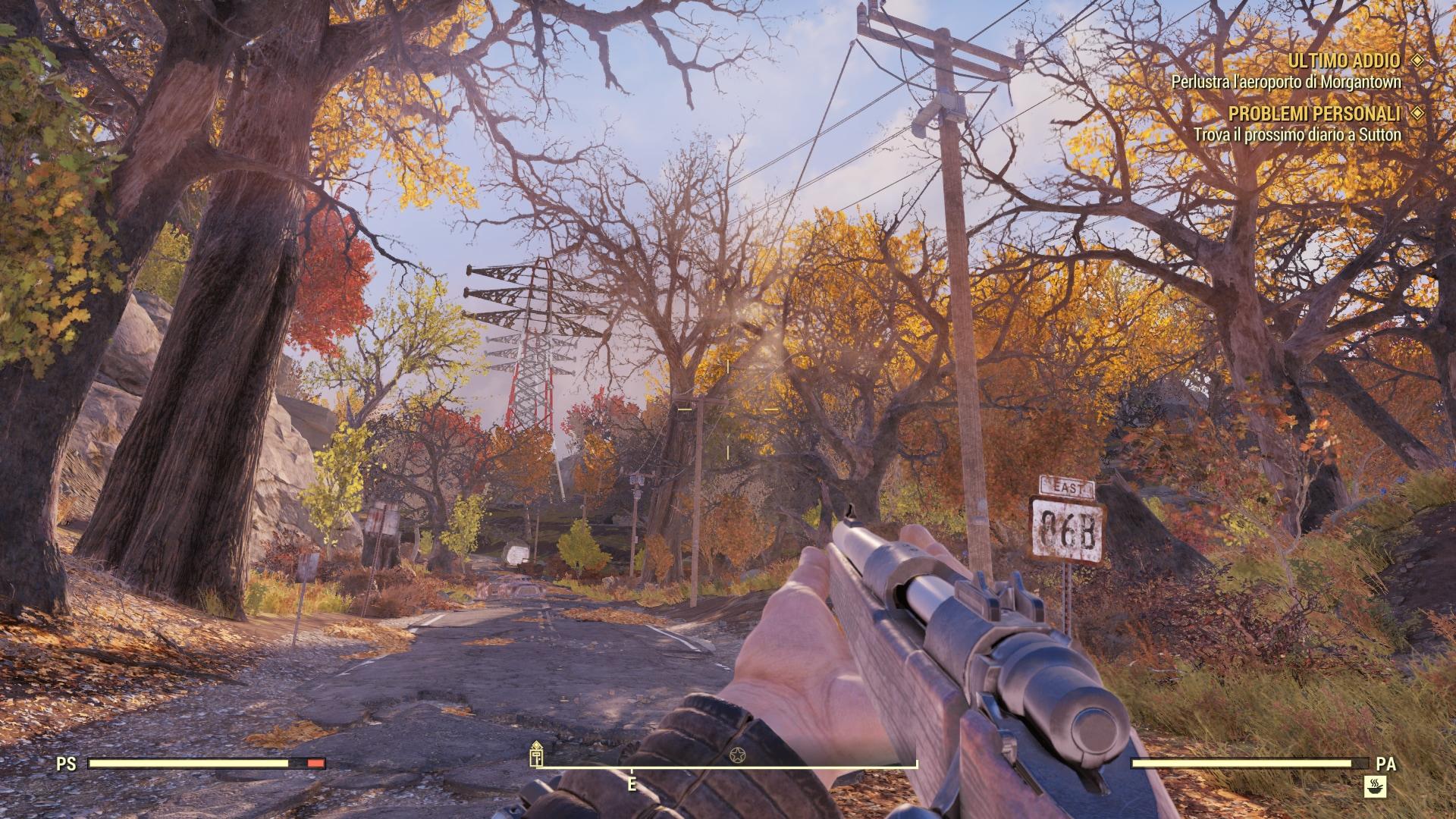 Recensione Fallout 76 Screenshot (5)