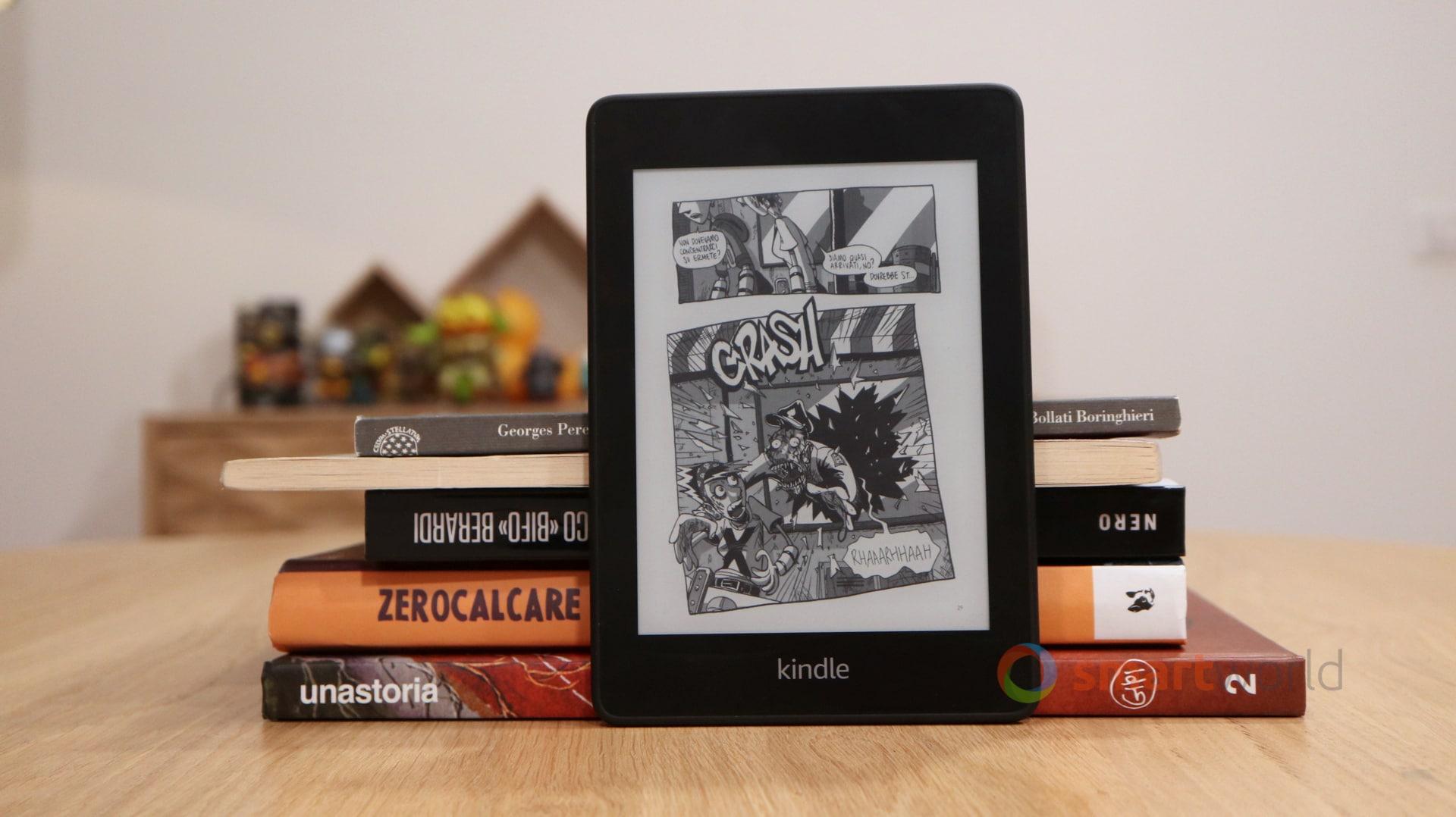 Kindle Paperwhite (2018) in sconto su Amazon Italia: si parte da 109,99€ - image Recensione-Kindle-Paperwhite-2018-20 on https://www.zxbyte.com