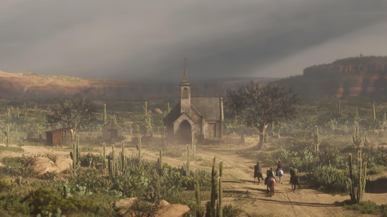 Red Dead Online, la beta inizia domani… ma non per tutti!