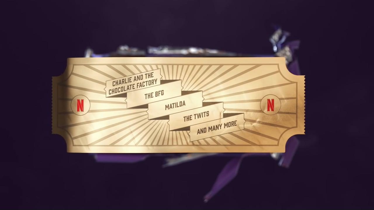 A tutto Netflix: in arrivo anche una selezione di serie animate tratte dalle storie di Roald Dahl