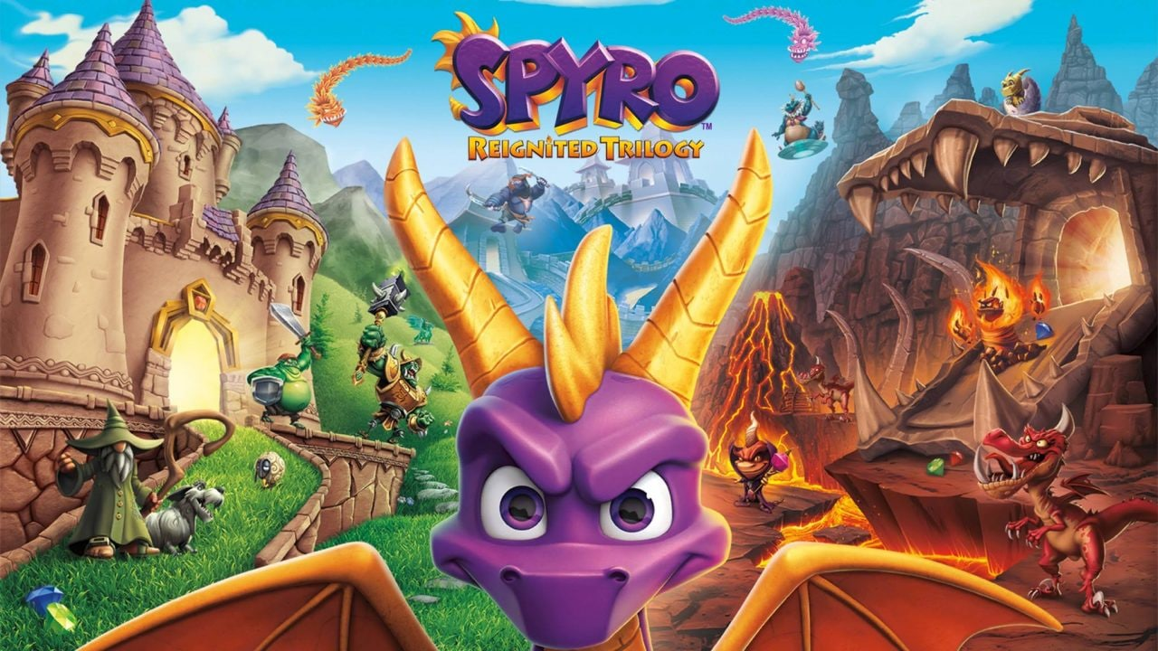 Spyro: Reignited Trilogy per PS4 da non perdere a soli 29€ su Amazon (video)