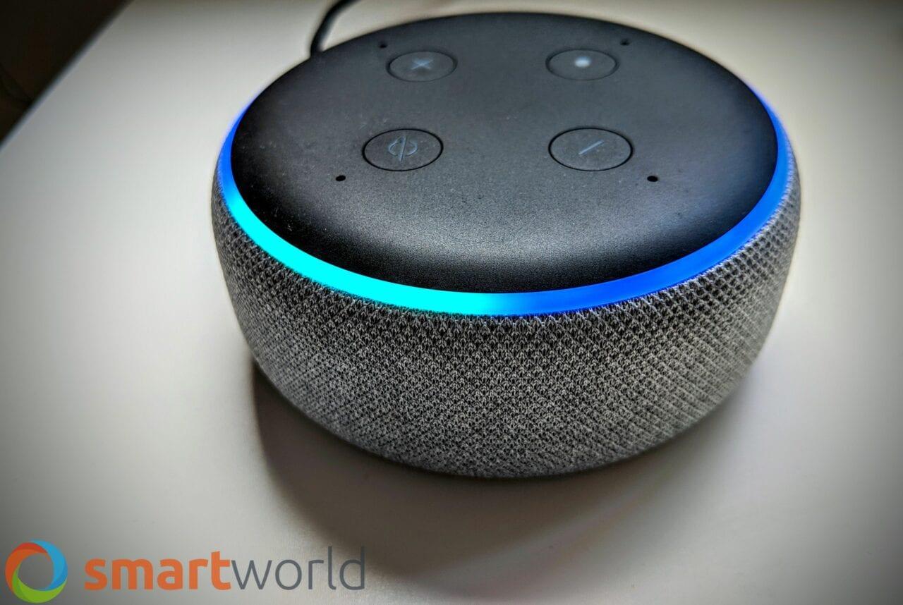 Amazon può conservare i dati delle richieste Alexa per sempre, anche se cancellate l'audio