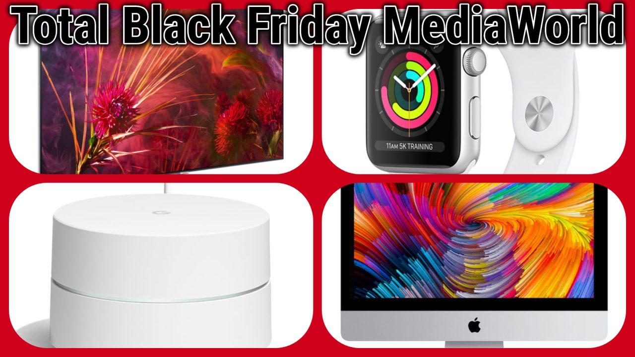Black Friday MediaWorld  i 15 prodotti più convenienti  a9e9b51da11f
