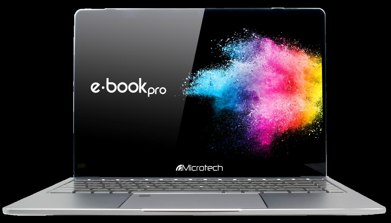 Microtech lancia un ultrabook con Windows, Pantheon OS e Ubuntu ed un nuovo tablet Windows (foto)