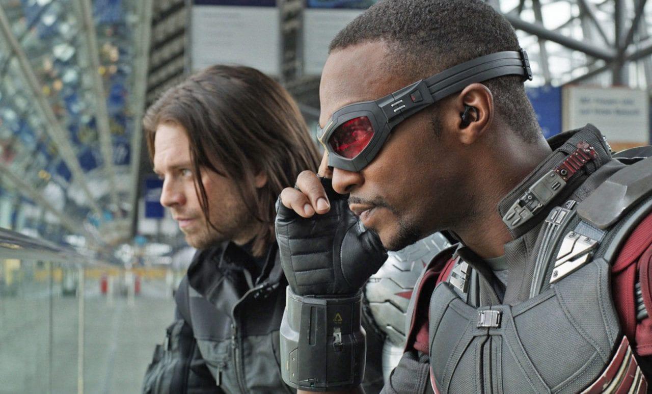 Una serie Marvel con Falcon e Winter Soldier insieme? Potrebbe arrivare sulla piattaforma streaming Disney