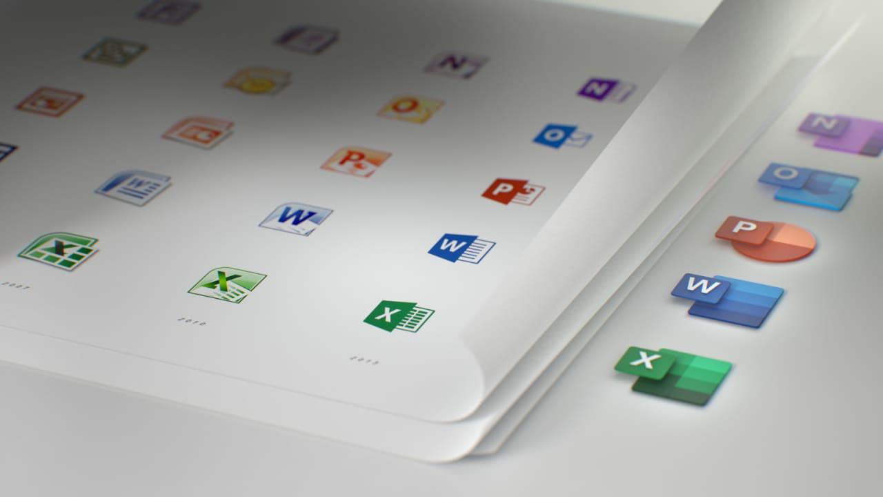 La rivoluzione grafica di Office: uno sguardo alle novità che ha in cantiere Microsoft (foto)