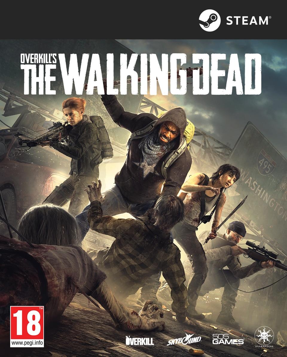 Overkill's The Walking Dead arriva su PC, per PS4 e Xbox invece c'è ancora da attendere (video)