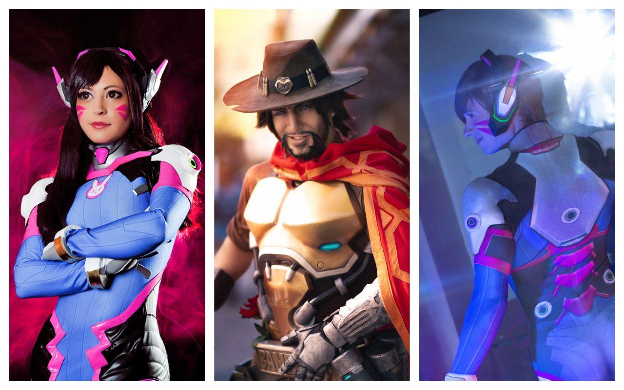 Overwatch Cosplay Battle: votate i migliori cosplayer europei (aggiornato: vince la Francia 😢)