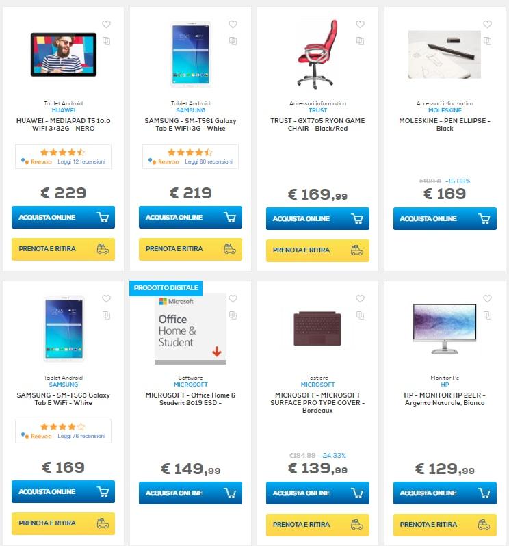 sconti online euronics 27 novembre 2018 notebook (2)