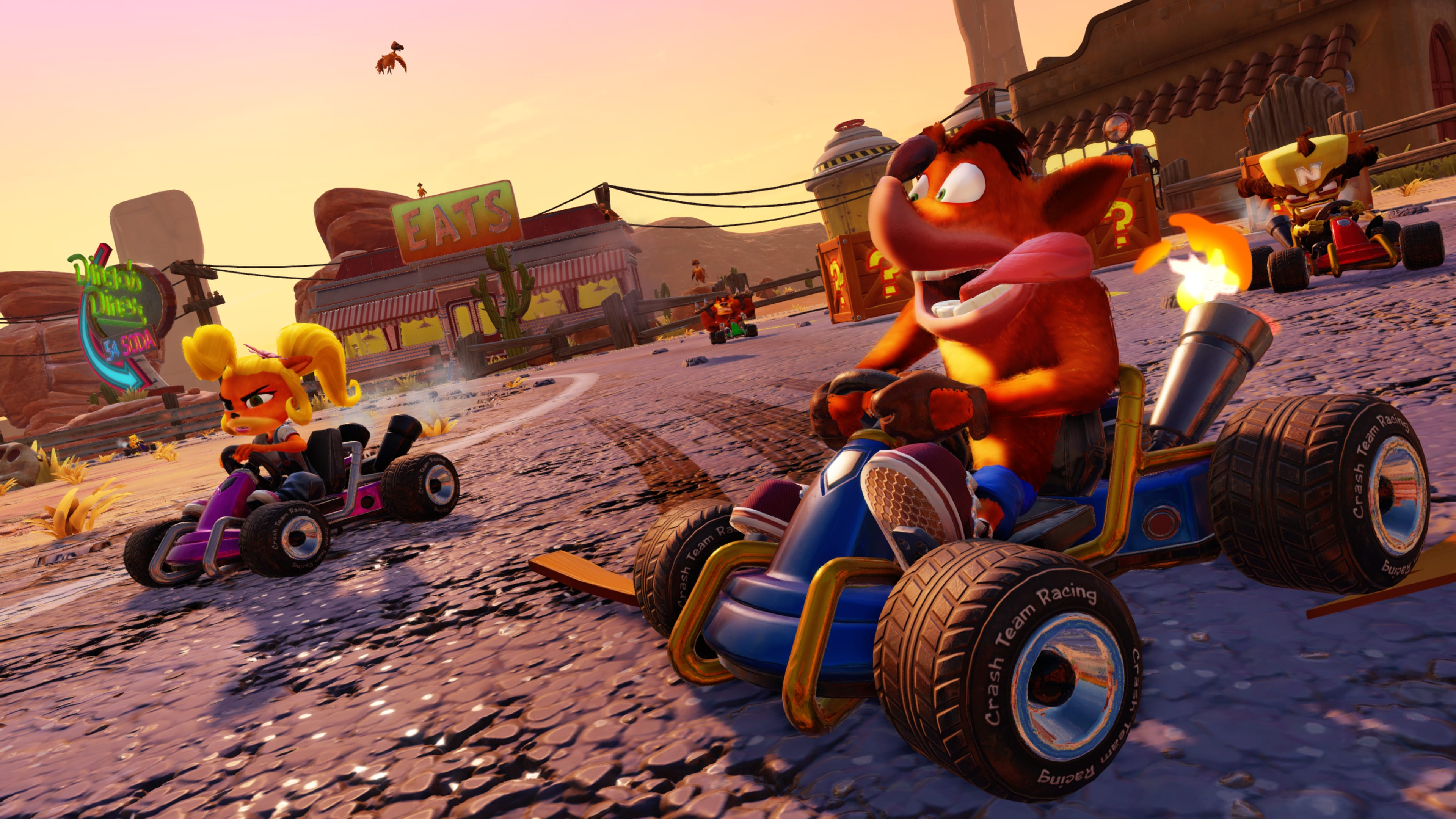 Crash Team Racing Nitro-Fueled (4)