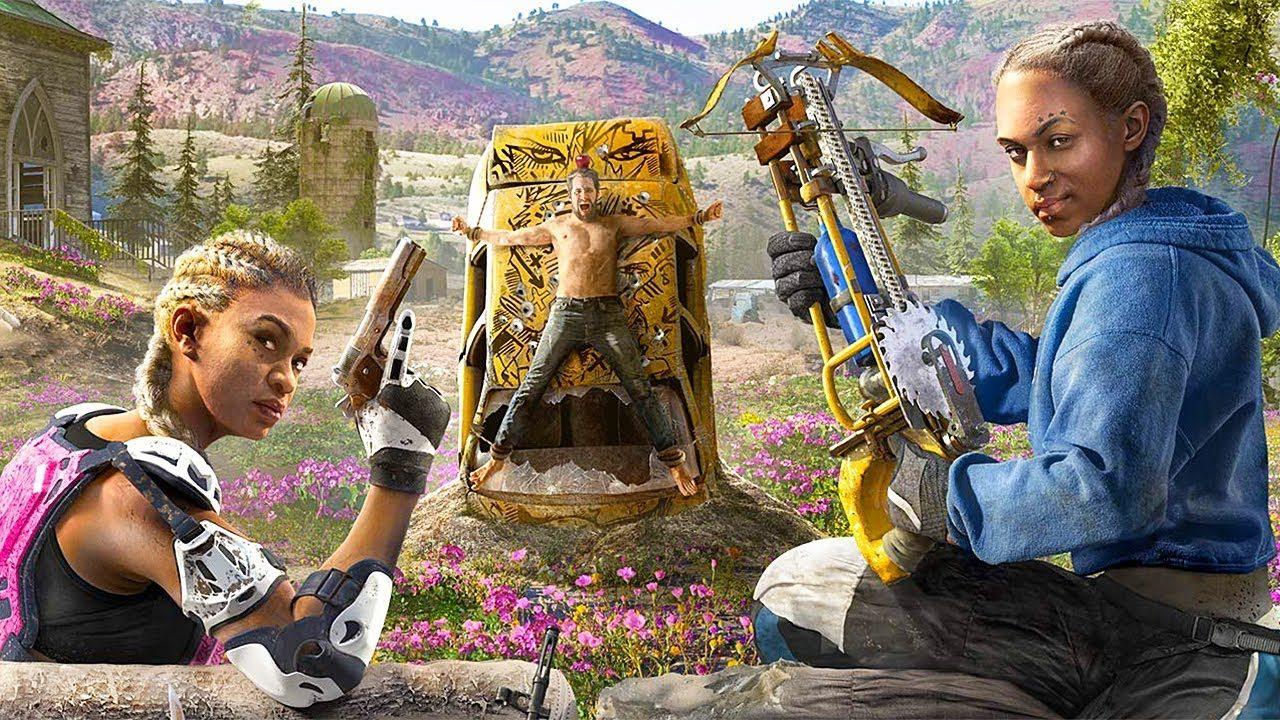 Presentato Far Cry: New Dawn, ecco il primo trailer