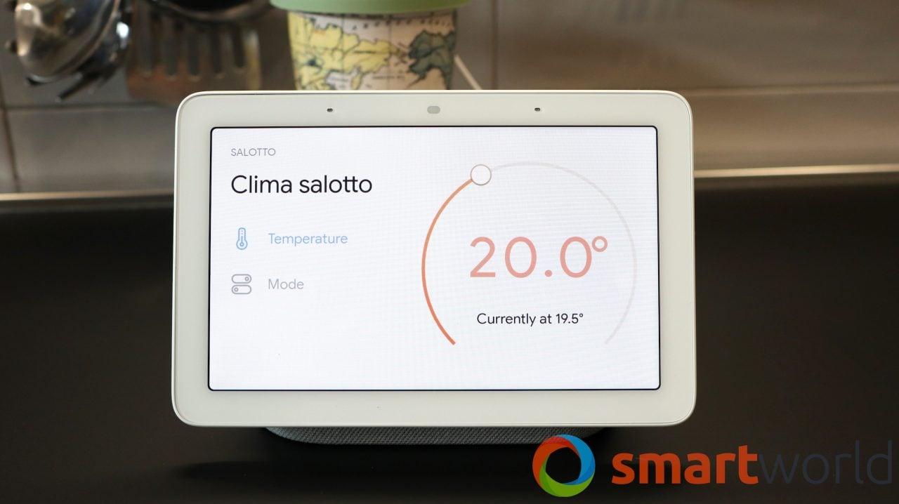 """Google svela per errore Nest Hub Max, nuovo smart display da 10"""" con telecamera Nest"""