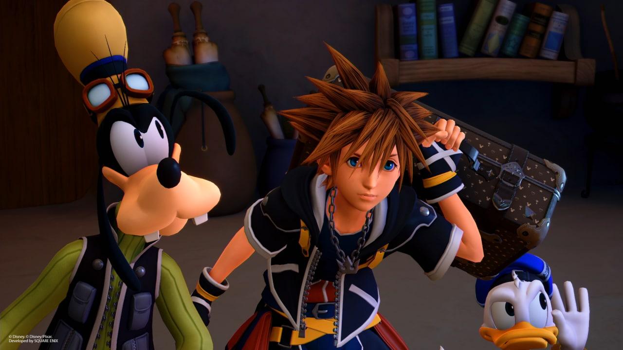 """Un po' di """"aperitivi"""" in attesa di Kingdom Hearts 3 (anche in VR)"""