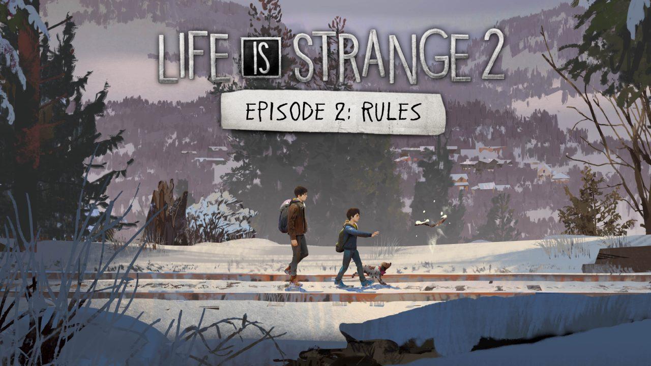 """L'Episodio 2 di Life is Strange 2: """"Rules"""" arriverà a fine gennaio"""
