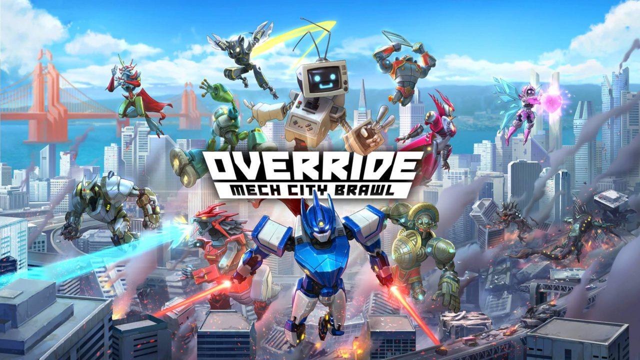 Override: Mech City Brawl – Un po' Godzilla, un po' Pacific Rim (recensione)